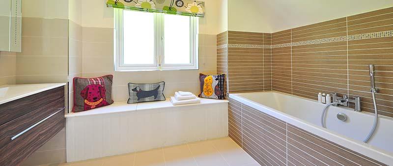 Tendencias en baños para 2018