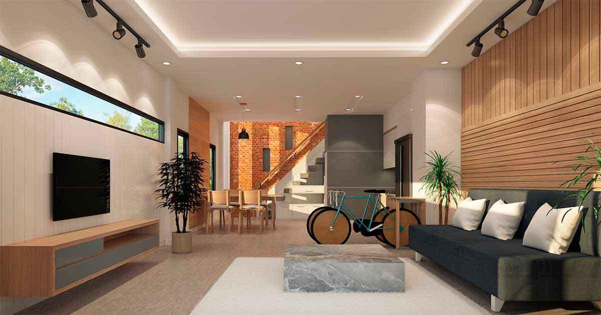 Adornos interior casa
