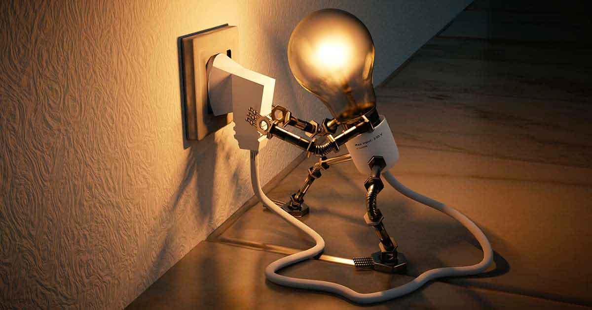 Instalacion electrica de una casa